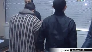 أمن طنجة يلقي القبض على المشتبه فيهما وراء جريمة قتل صاحب محل للمجوهرات و بحوزتهما المسروق