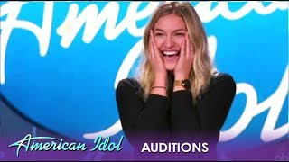 Video Ashley Hess: She's Not Sure Singing Is Her Thing But Then She Opens Her Mouth | American Idol 2019 MP3, 3GP, MP4, WEBM, AVI, FLV Maret 2019