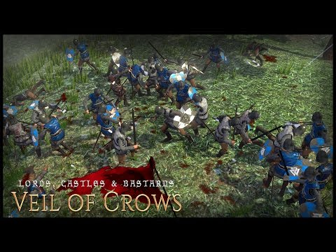 New Total War/Mount & Blade Sandbox Game | Veil Of Crows Early Access Gameplay (видео)