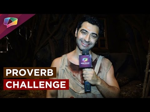Harshad Arora Takes up the Proverb Challenge!