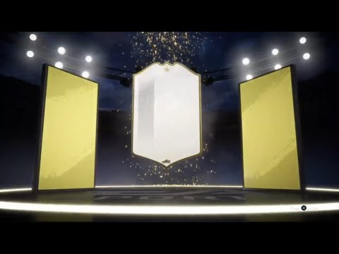 OUR FIRST EVER ICON IN A MEGA PACK!!! FIFA 19 RTG