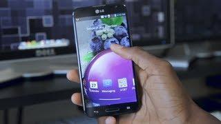 LG Optimus G Pro Review!