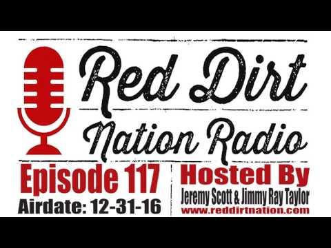 Red Dirt Nation Radio - Episode 117