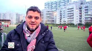 Hamza TENSAMANI Entraineur de Football