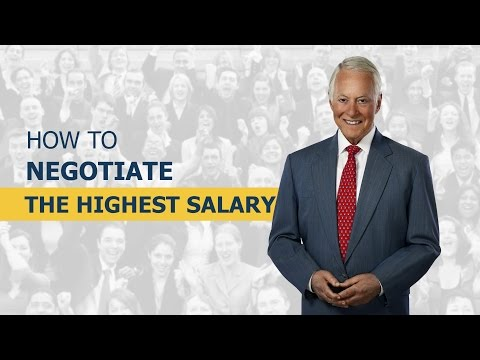 How to Negotiate The Highest Salary