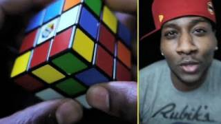 How To Solve A Rubik's Cube! (Rap)