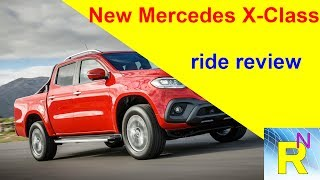 Read newspaper:Car review - New Mercedes X-Class ride reviewPlease like and subscribe channel.Thank you for watching!Source: autoexpress.co.uk