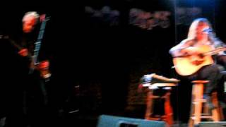 Glen Burtnik and Zebra's Randy Jackson perform side 2 of Abbey Road.  Unforunately, i ran out of space on my memory card!  enjoy anyway-  :D  At Poor David's Pub, Dallas TX, 4/14/11