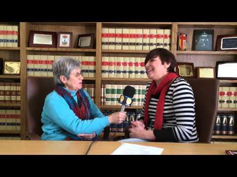 Entrevista a Nieves Martinez Concejal de Fiestas