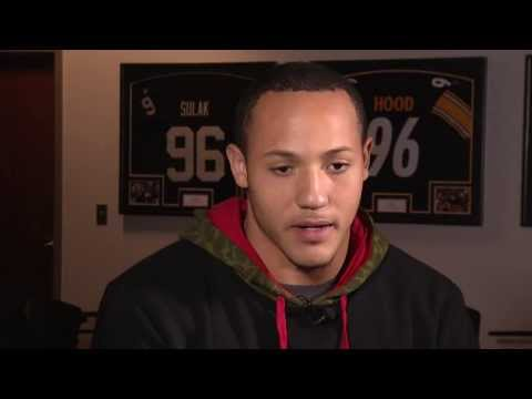 Shane Ray Interview 10/16/2013 video.