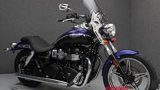 3. 2013  TRIUMPH  SPEEDMASTER  - National Powersports Distributors