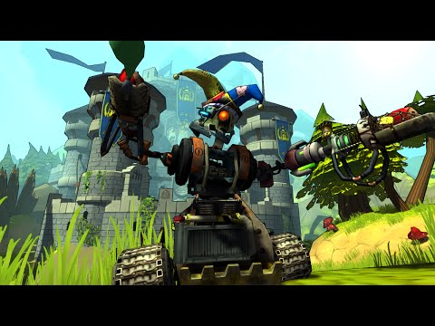 Guns and Robots Steam Gameplay – Plant the Bomb!
