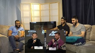 Video MUSLIMS REACTING TO KHABIB VS CONOR MP3, 3GP, MP4, WEBM, AVI, FLV Desember 2018