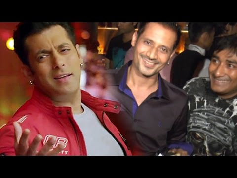 SALMAN - Harmeet Singh and Anjjan Bhattacharya of Meet Bros Talks About how they gave a break to Salman Khan. To know more watch the full video. For more Bollywood, log on to http://www.businessofcinema.co...
