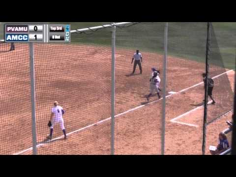 Liz Carter Pitches First Career No-Hitter Against PVAMU