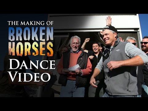 Broken Horses (Behind the Scenes 'Making of Dance Video')
