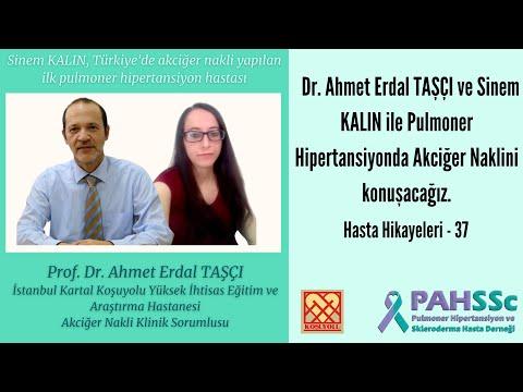 Hasta Hikayeleri - Dr. A. Erdal TAŞÇI ve Sinem KALIN - Akciğer Nakli ile Yaşamak - 37- 2021.05.05