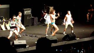 [HD] LMFAO - Sexy and I Know It (Live in Jakarta 2011)