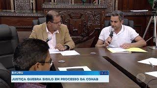 Bauru: justiça quebra sigilo em processo da COHAB