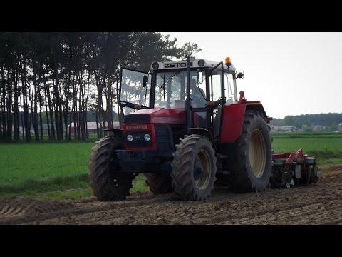 Uprawa pod QQ 2014 .:HD:. Zetor ZTS 12245 (видео)