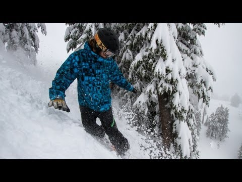 Episode 1: Mt. Hood Meadows