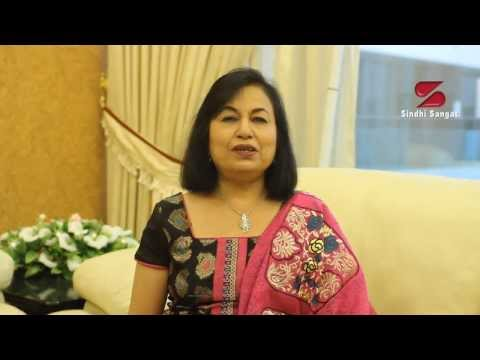 Asha Chand Talks About Sindhi Culture