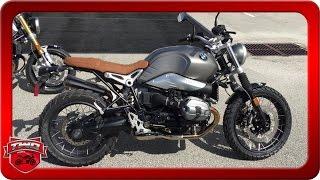 6. 2017 BMW R NineT Scrambler Motorcycle Review