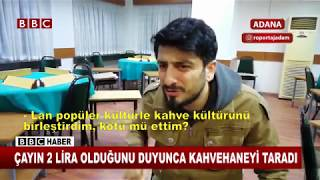 Video Çaya 2 TL Zam Yüzünden Taranan Kıraathane - Röportaj Adam MP3, 3GP, MP4, WEBM, AVI, FLV Agustus 2018