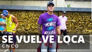 Download Video SE VUELVE LOCA by CNCO   Zumba®   Cumbiaton   Kramer Pastrana MP3 3GP MP4