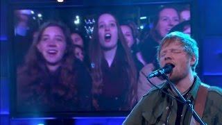 Ed Sheeran - Castle On The Hill - RTL LATE NIGHT Video