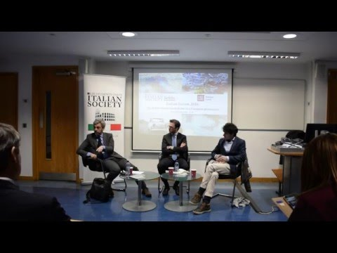 LSE Italian Forum Day 2 Part 3