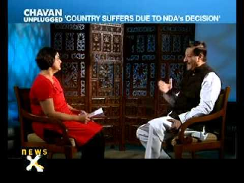 Exclusive interview: Maharashtra CM Prithiviraj Chavan-I -NewsX