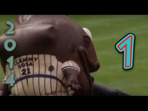 Funny Baseball Bloopers of 2014, Volume One