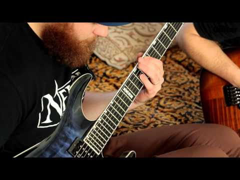 Guitar Lesson: Learn how to play Protest The Hero – Clarity (TG253)