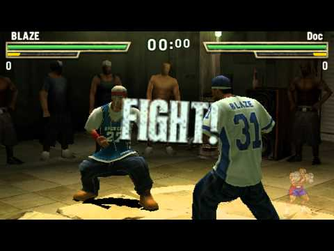 Def Jam Fight for NY : The Takeover PSP