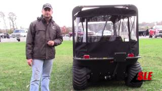 8. Argo 8x8 750 HDi ATV UTV Off-Road Amphibious Review