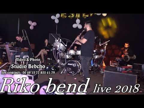 RIKO BEND LIVE 2018 STUDIO BEBCHO KASSEL
