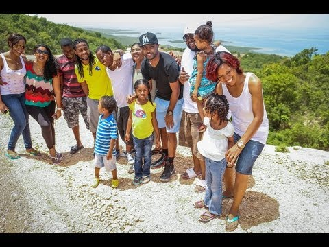 haiti - After 27 years i finally return to my homeland. The place of my birth Haiti. In this video im documenting my trip to Haiti as well as my family reunion in Pe...