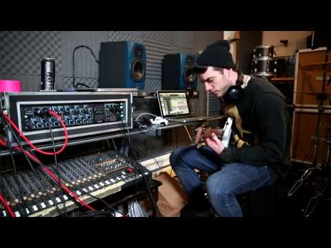 Focusrite // Young Guns record with Saffire Pro 40 and Octopre Mk II Dynamic