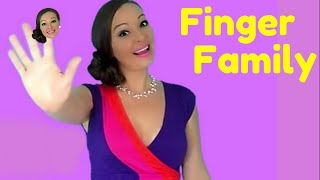 Finger Family - Daddy Finger Nursery Rhymes for Children, Kids and Toddlers