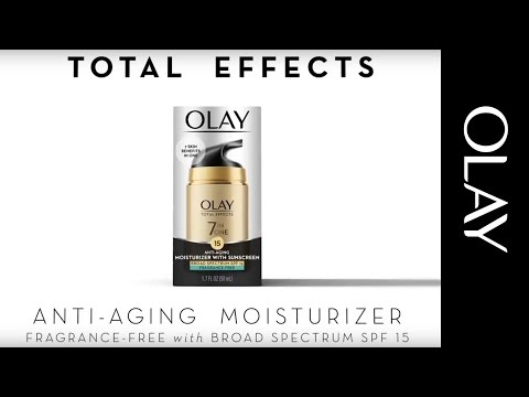 Total Effects 7-in-1 Anti-Aging Moisturizer SPF 15 | Olay