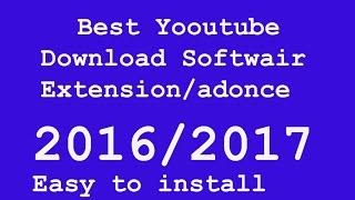 Best youtube video downloader free eagleget   extension addons google chrome 2016 2017
