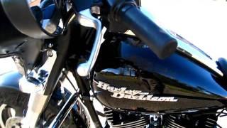 6. 2009 Harley Davidson FLHX Street Glide