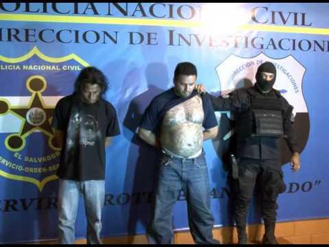 Policía en conjunto con homólogos de Guatemala captura a pandillero