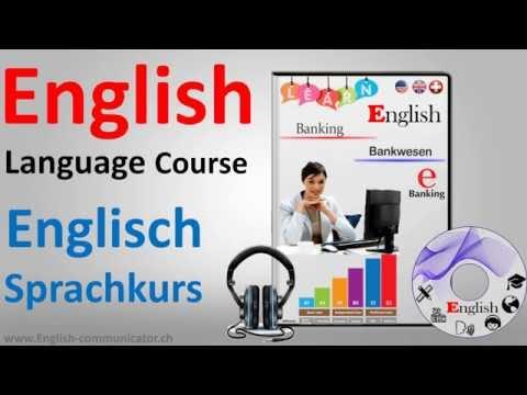 Banking Bankwesen Englisch Sprachkurse English language Bassersdorf Bättwil Dagmersellen Dällikon