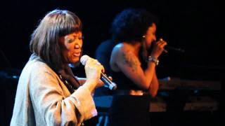 Patti Labelle Live @Marsha Ambrosius Concert in Philly 4/4/11