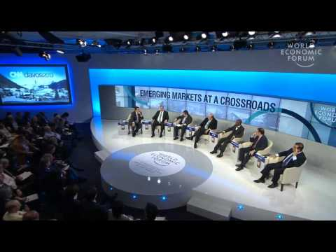 Davos - Emerging Economies at a Crossroads Despite persistent global economic turmoil, how can growth be reignited in emerging economies? This session was developed ...