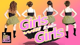 Download Lagu Girls Will Be Girls - Little BEES Mp3