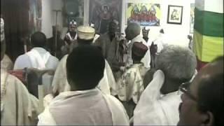 Mahilete-Tsige, Debre-Tsehay Abune T/Haimanot&Abune Aregawi,  Dallas Texas - 2003/ 10