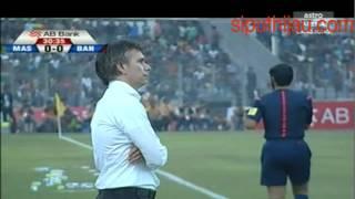 1st Gol Nazirul Naim Malaysia vs Bangladesh - bangabandhu Gold Cup 2015